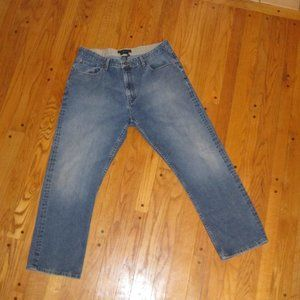 TOMMY HILFIGER CLASSIC FIT JEANS 38/30